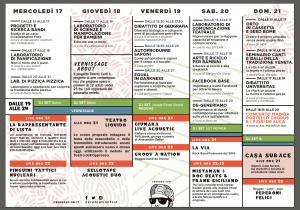 Cerebration Fest Programma