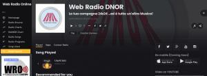 WRO Web Radio Online